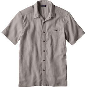 Patagonia A/C - Camiseta manga corta Hombre - gris